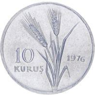 Turkey. 10 Kurus. 1976. UNC - Turkey