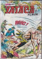 YATACA ALBUM 54. Septembre, Octobre, Novembre 1983 - Livres, BD, Revues