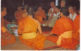 °°° 13436 - THAILAND - BANGKOK - THAI BUDDHIST °°° - Tailandia