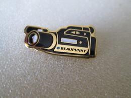 PIN'S   BLAUPUNKT  CAMERA - Fotografie