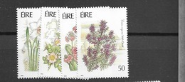 1990 MNH Ireland, Michel 729-32 Postfris** - 1949-... Republik Irland