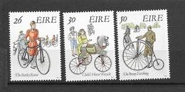 1991 MNH Ireland Michel 746-8 Postfris** - Nuevos