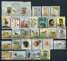 Angola Lot / Kleine Sammlung        O  Used       (003) - Angola