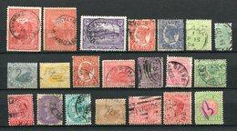 Australische Staaten Lot / Kleine Sammlung        O  Used       (1295) - Sammlungen