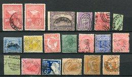 Australische Staaten Lot / Kleine Sammlung        O  Used       (1296) - Sammlungen