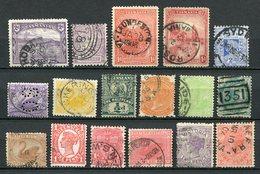 Australische Staaten Lot / Kleine Sammlung        O  Used       (1297) - Sammlungen