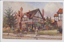 AI77 Cottage Homes, Park Road, Port Sunlight - Artist Signed - Other