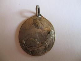 France Pour Nos Blessés - Aux Infirmières De France - Le Devoir - Médaille 1914-1915 - Professionnels / De Société