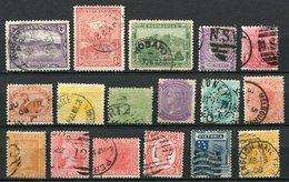 Australische Staaten Lot / Kleine Sammlung        O  Used       (1298) - Sammlungen
