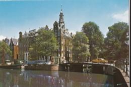 AN29 Amsterdam, Kloveniersburgwal - Vintage Cars, Truck - Amsterdam