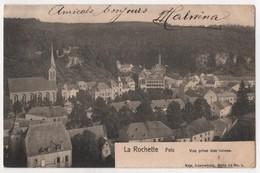 LUXEMBOURG LA ROCHETTE  Edit. Nels Luxembourg Série 19 N° 1 - Larochette