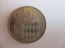 Monaco 1 Franc 1978 - 1960-2001 Nieuwe Frank