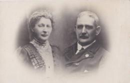 AP60 RPPC -Portraits Of A Couple - Photographs