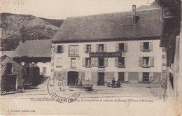 VILLAR - D'ARENE : Service D'automobiles Et Voitures Du Bourg D'Oisans à Briançon . ( Légère Pliure) . - Other Municipalities