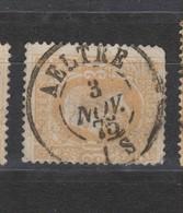 COB 33 Oblitération Centrale Double Cercle AELTRE - 1869-1883 Leopold II