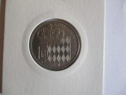 Monaco 1 Franc 1975 - 1960-2001 Nouveaux Francs