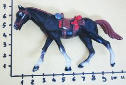 CAVALLO COMANSI VINTAGE SOLDATINO - Figurines