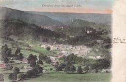 AR47 Cromford From The Black Rocks - Derbyshire