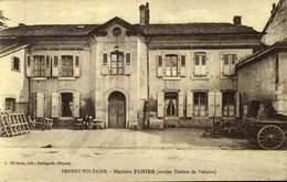 01 FERNEY - VOLTAIRE MAISON FUSIER (ANCIEN THEATRE DE VOLTAIRE) / A 506 - Ferney-Voltaire