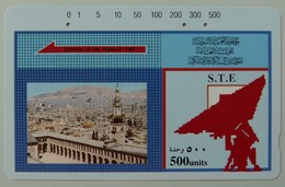 SYRIA - Tamura - City View - 500 Units - Used - Siria