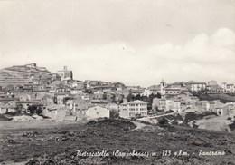 PIETRACATELLA-CAMPOBASSO-CARTOLINA VERA FOTOGRAFIA-VIAGGIATA IL 10-4-1964 - Campobasso