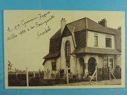 Cottage Construit à Stockel - Woluwe-St-Pierre - St-Pieters-Woluwe