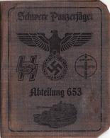DOCUMENT III Reich. Nazi WW2 Germany.not Original - Documents