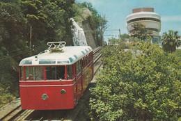 CARTOLINA - CINA (HONG KONG)THE HONG KONG PEAK TRAMWAY - Cina (Hong Kong)
