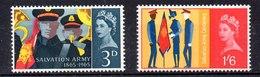 Serie De Gran Bretaña Nº Yvert 401A/02A ** FOSFORO Valor Catálogo 7.5€ - Nuevos