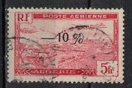 ALGERIE               N°     YVERT  PA 1  A   OBLITERE       ( Ob  3/28 ) - Airmail