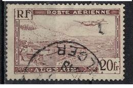 ALGERIE               N°     YVERT  PA  4     OBLITERE       ( Ob  3/29 ) - Airmail