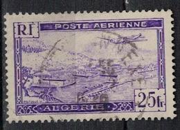 ALGERIE               N°     YVERT  PA  5  OBLITERE       ( Ob  3/29 ) - Airmail
