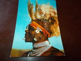 B726  Kenia Sun Dancer Viaggiata - Kenia
