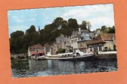 CPSM 14 X 9 * * DINAN * * Le Vieux Port - Dinan