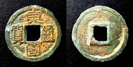 KOREA - TONG GUK TONG BO - REGULAR SCRIPT - NICE COPPER COIN – COREE - Korea (Noord)
