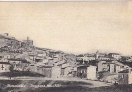 PIETRACATELLA-CAMPOBASSO-PANORAMA-CARTOLINA VIAGGIATA IL 4-12-1967 - Campobasso
