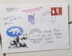 GROENLAND Theme Polaire. GROUPE D ETUDES ET CONNAISSANCE DES REGIONS POLAIRES. 10° Expedition Du GECRR. 1985 - Forschungsprogramme