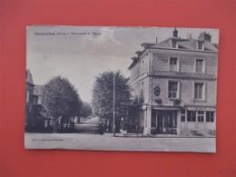 CORMEILLES (Eure)  -  Boulevard De Blangy - Devanture Café Du Commerce - Other Municipalities