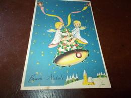B726  Buon Natale Viaggiata Cm14x9 - Non Classificati