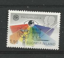 1989 MNH Finland, Finnland, Postfris - Finland