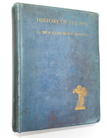 Eventail : History Of The FAN - G. Woolliscroft Rhead - Kegan Paul, Trench, Trübner & Co, 1910 - Limited To 450 Copies. - Livres, BD, Revues