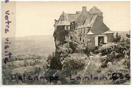 - TURENNE -  Château De Linoire, ( Corréze ), Cliché Peu Courant, Belle Vue, Non écrite, TTBE, Scans. - Autres Communes