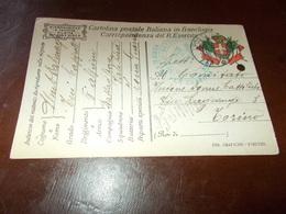 B726  Posta Militare Cartolina Postale In Franchigia Verificata X Censura - Non Classés
