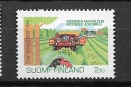 1992 MNH Finland, Postfris** - Unused Stamps