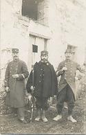52 - Champigny Les Langres .21 èm Régt D'infanterie Territoriale , G V C  , Section B .Groupe 1 - Poste 2 .La Clochette. - Other Municipalities