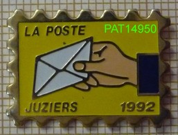 LA POSTE JUZIERS 1992  Dpt 78 YVELINES TIMBRE PTT - Postes