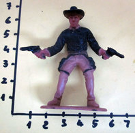 COWBOY WEST SOLDATINO PLASTICA MORBIDA - Figurines