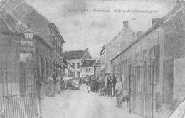Koewacht Kerkstraat Zicht Op De Hollandse Grens - Terneuzen