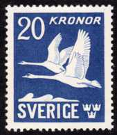 Sweden Yv# A7 MH - Unused Stamps