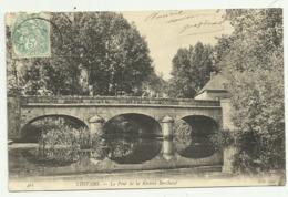 Cpa   EURE ET LOIR   461    THIVARS.   Le Pont De La Rivière Berthelot - Autres Communes